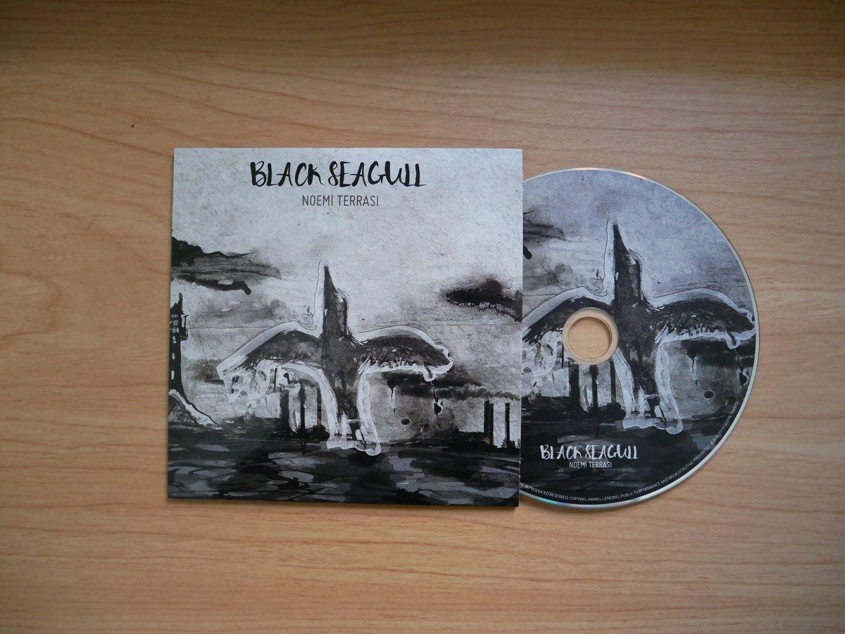 Image of Black Seagull - CD