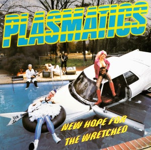 Image of Plasmatics - New Hope For The Wretched 12""