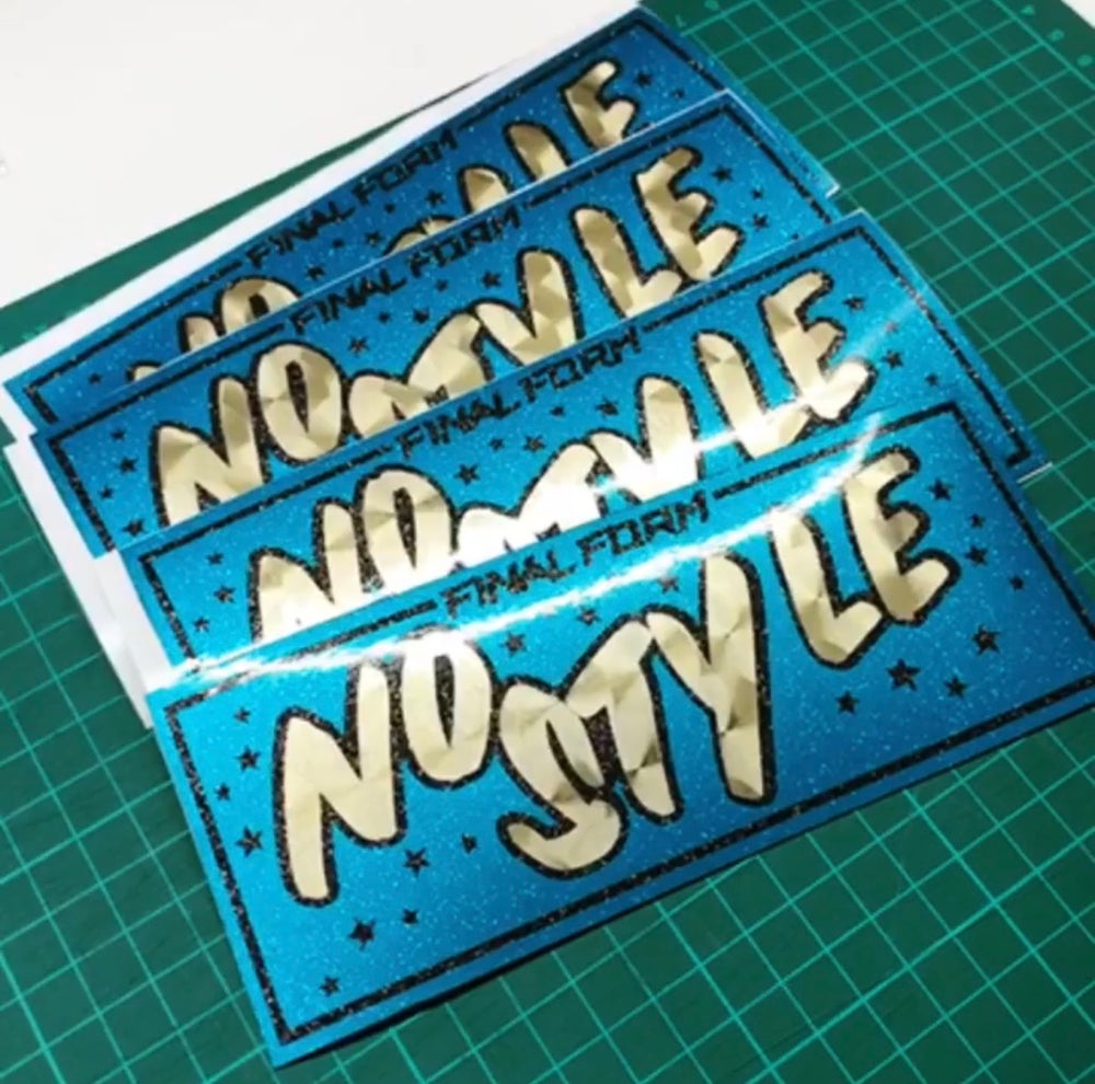 Image of No Style!!