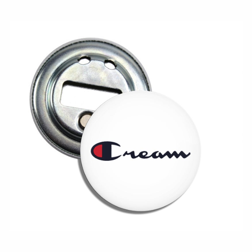 "Image of C.R.E.A.M. 2.25"" Bottle Opener / Magnet"