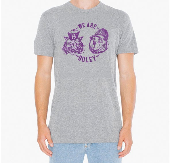 "Image of Adult ""We Are Boley"" Fundraiser Tee"