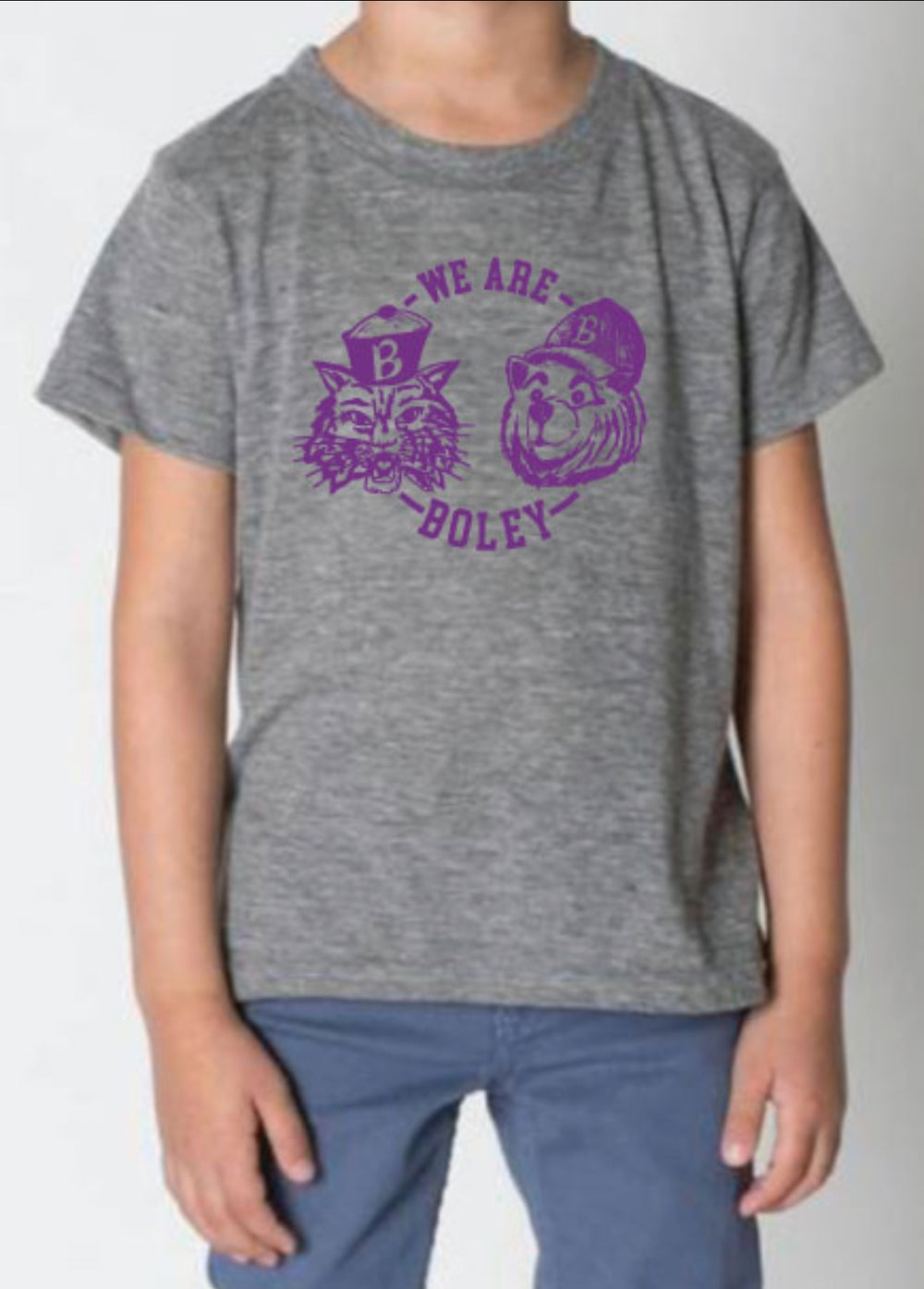 "Image of Youth ""We Are Boley"" Fundraiser Tee"