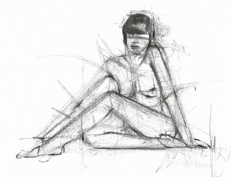 Image of Cross Sit Gesture