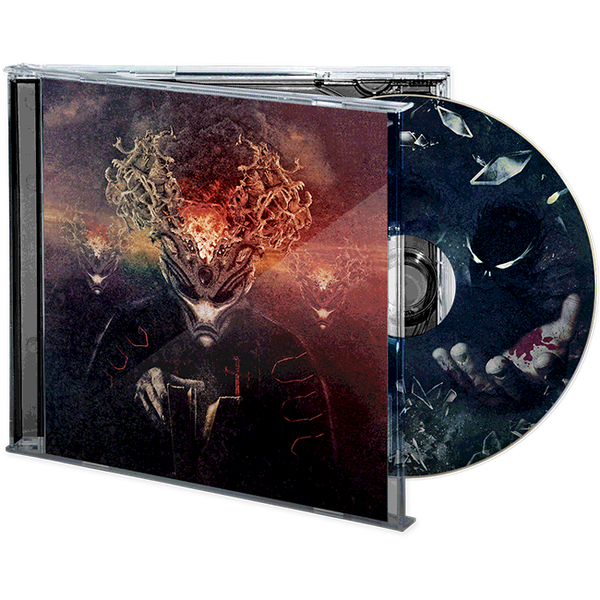 Image of Lo Key - The Book of Time [ Alternate Dimension Edition ] CD
