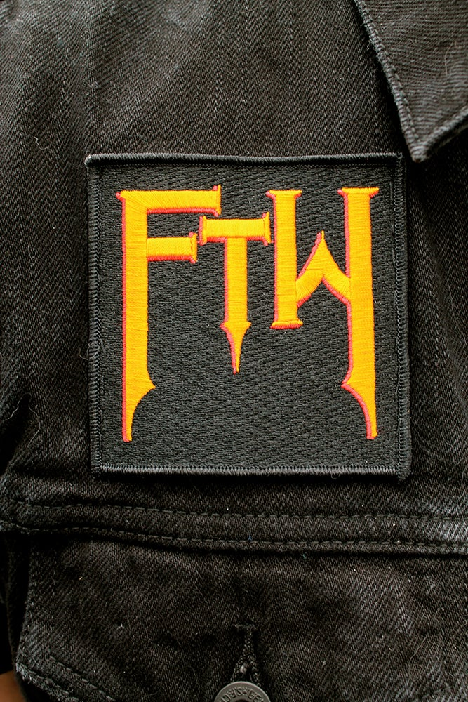 Image of FTW Beer Armour and Patch Pack Attack