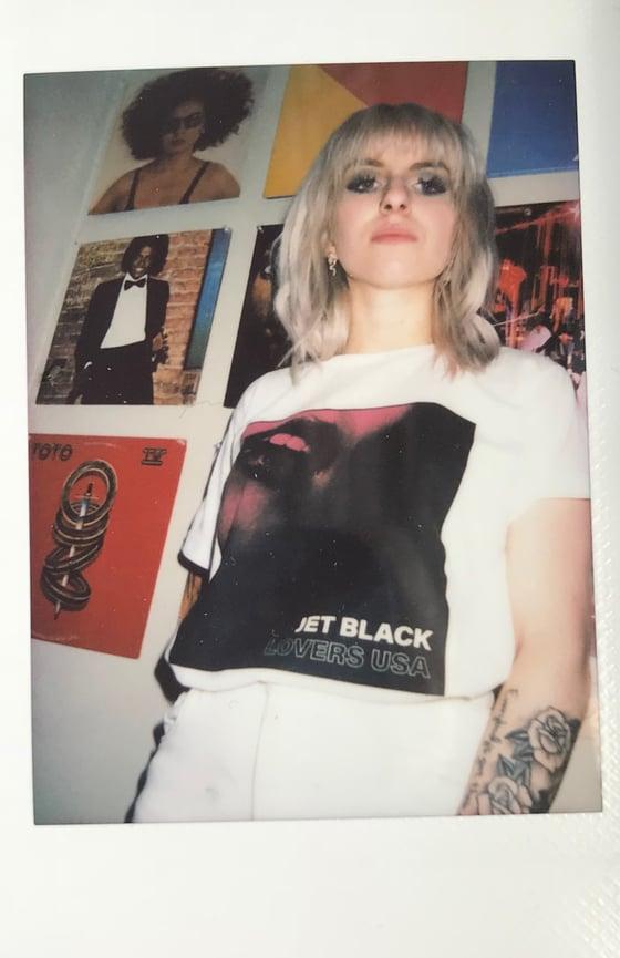 Image of ' Retro Lovers USA ' white T