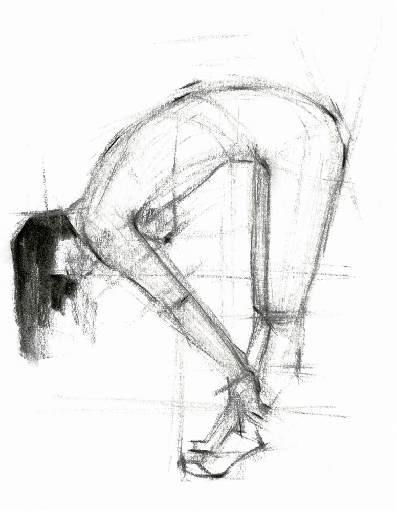 Image of Ankle Bend Gesture