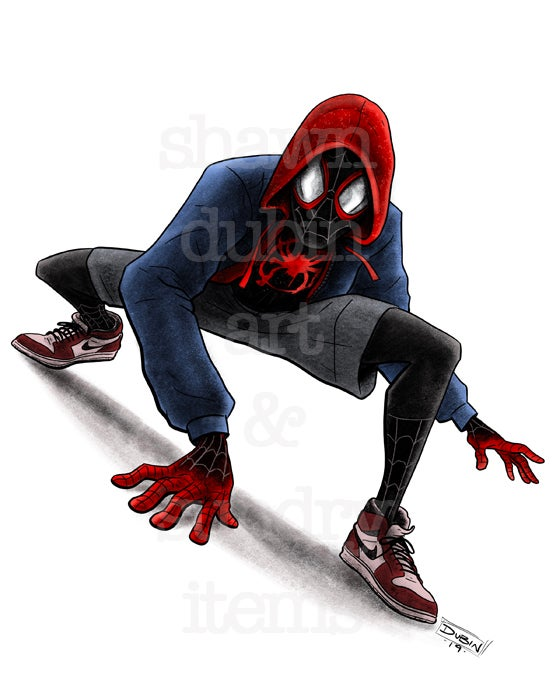Image of Miles Morales Spider Man