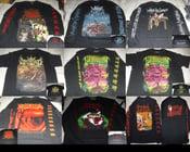 Image of BRUTAL DEATH SLAM MERCH DISTRO T-shirt/Longsleeve