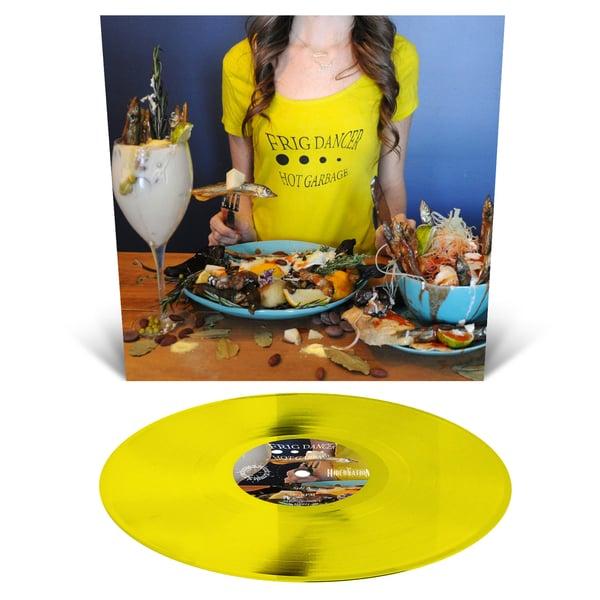 Image of Frig Dancer - Hot Garbage LP
