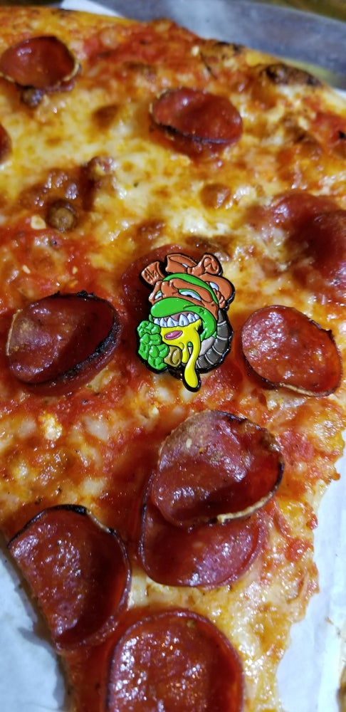 Image of Saucy Mikey Pin