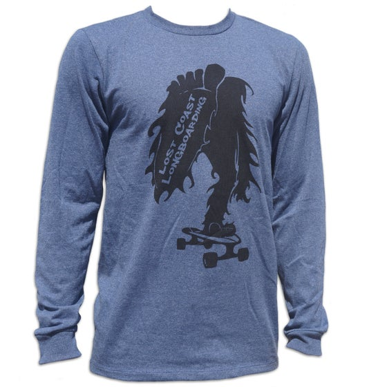 Image of Long Sleeve Bigfoot