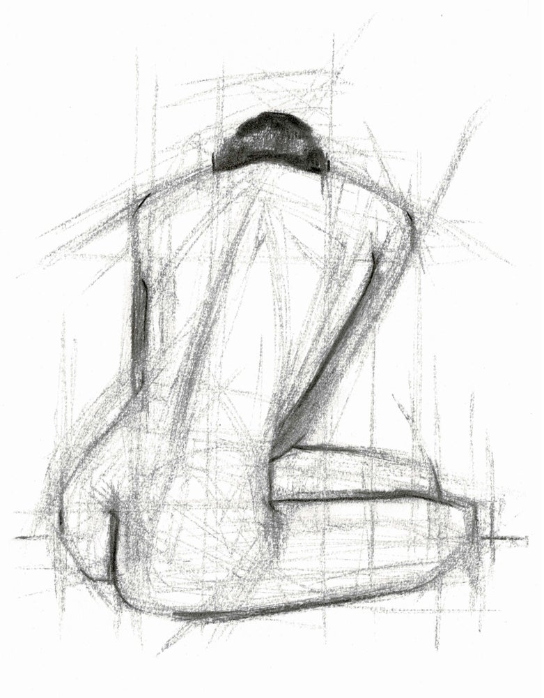 Image of Sitting Back Gesture
