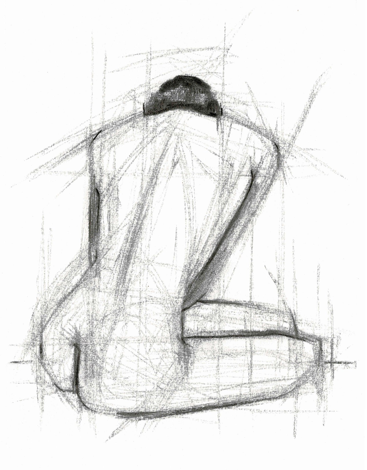 Image of Sitting Back Gesture