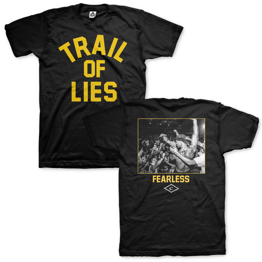 Image of TRAIL OF LIES x CABAL