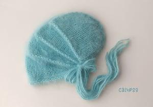 Image of Angora Bonnet - calypso