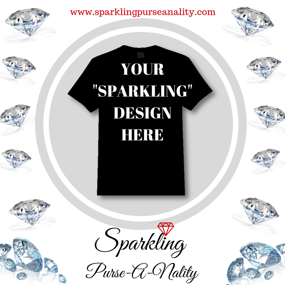 "Image of ""Sparkling"" Custom Design"