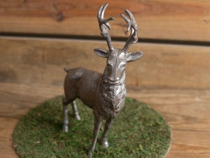 Image of Vintage Cast Iron Elk