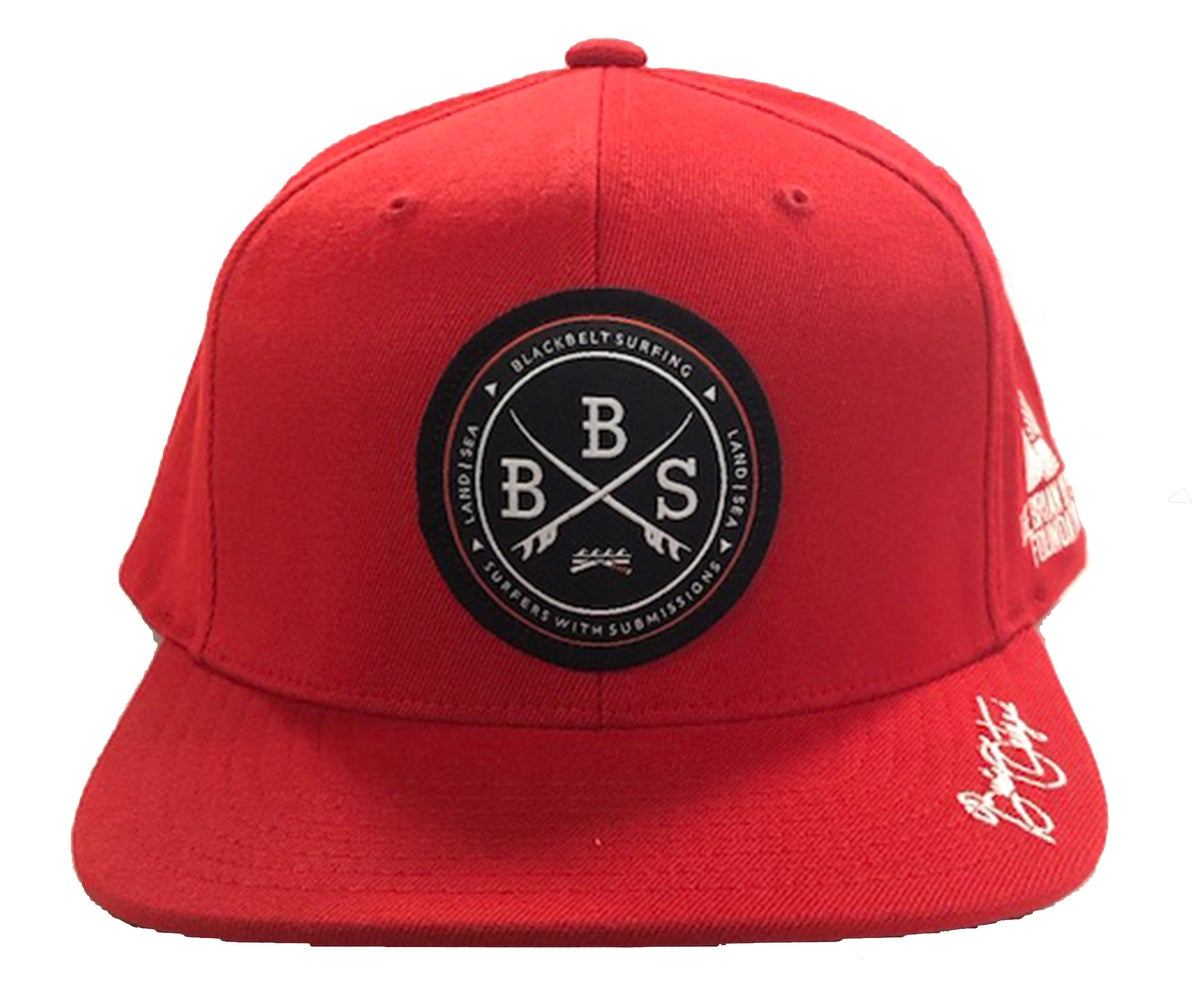 Image of T-City Signature Hat (Red)