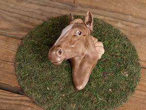 Image of Vintage Horse Wall Art Set