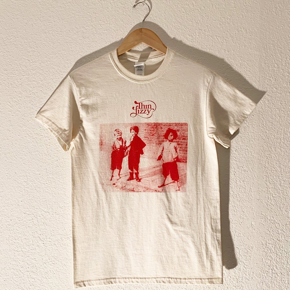 "Image of Thin Lizzy ""Blue Orphanage"" Tee"