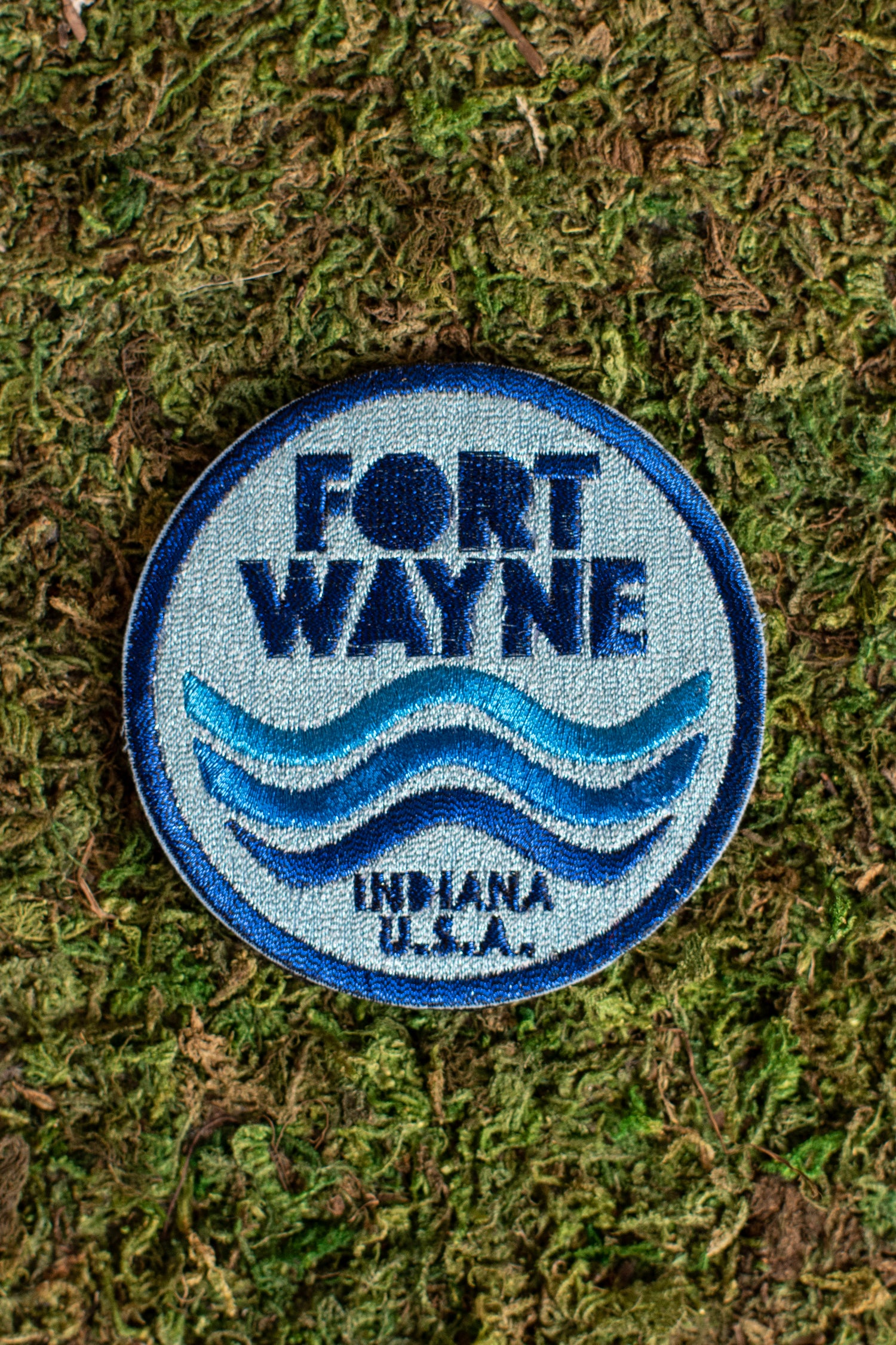 Image of Fort Wayne 3 Rivers Patch