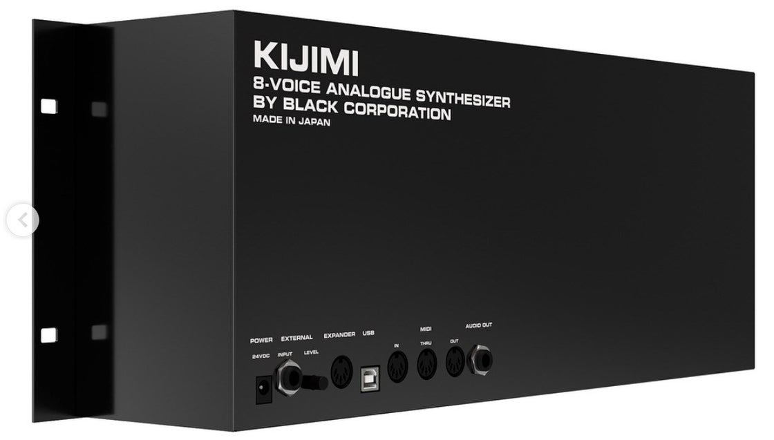 Image of KIJIMI Front panel and Rack Case