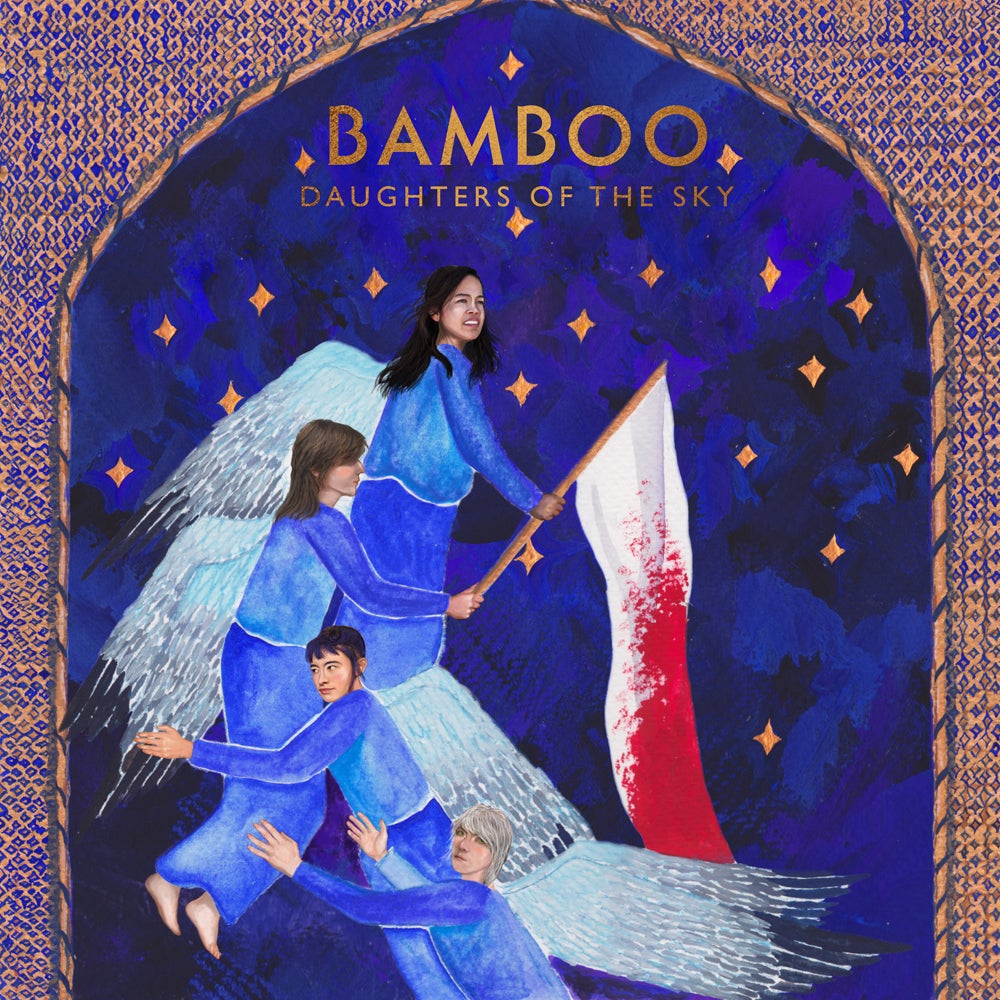 Image of BAMBOO - 'Daughters Of The Sky' (pre-order)