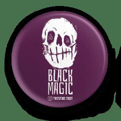 Image of Black Magic - Button