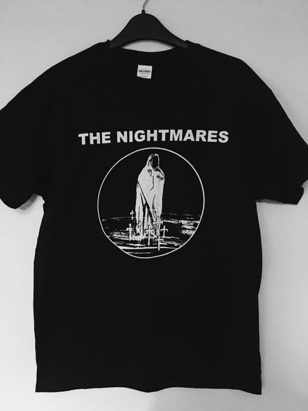 "Image of The Nightmares ""Ghost"" T-Shirt"