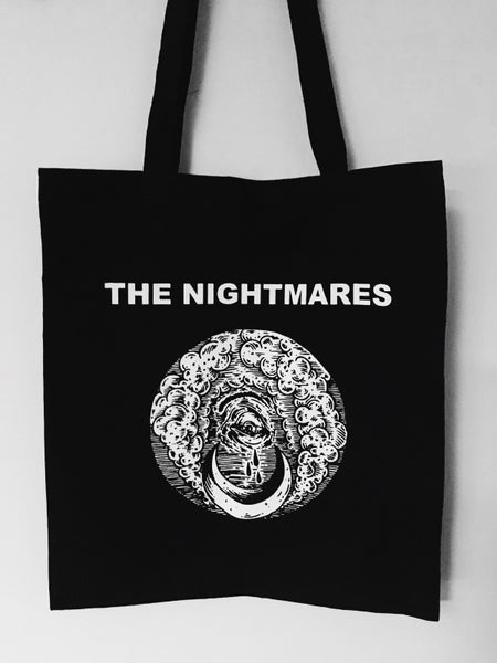 Image of The Nightmares (Logo) Tote Bag