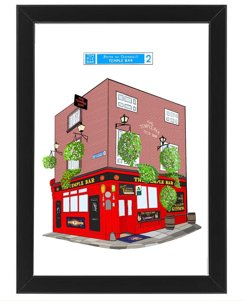 Image of The Temple Bar - Dublin