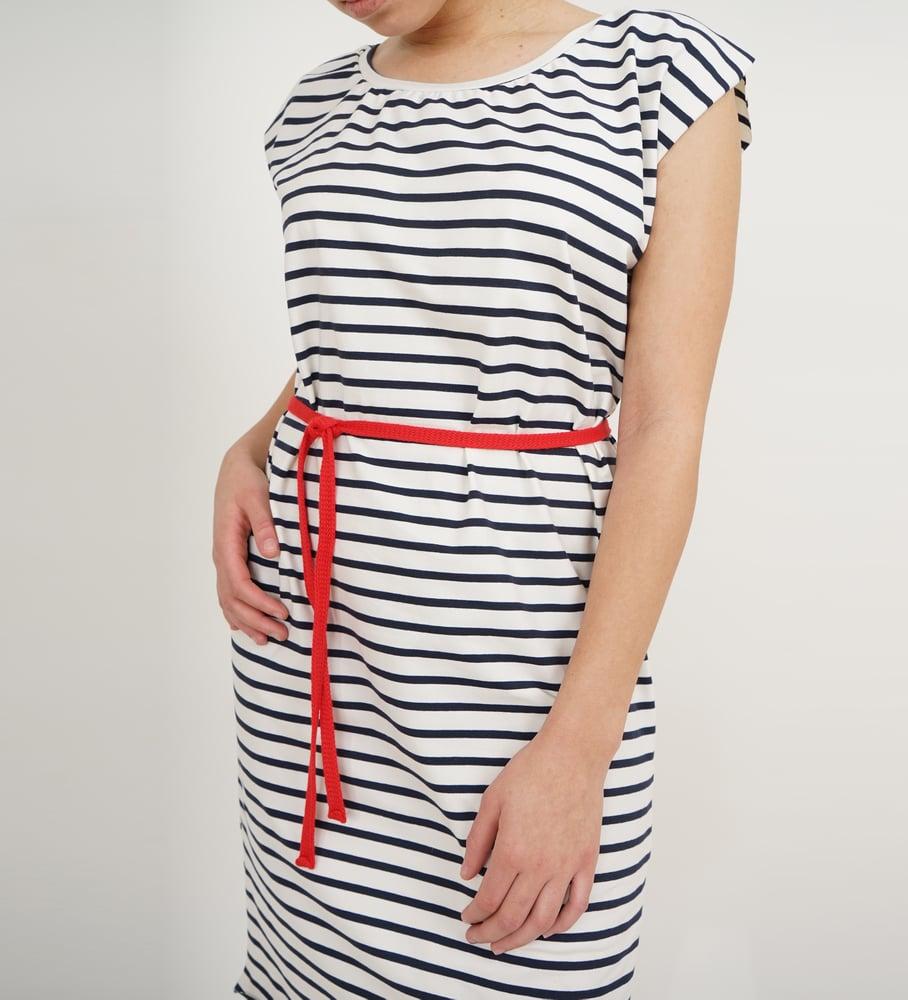 Image of Kleid Stripe