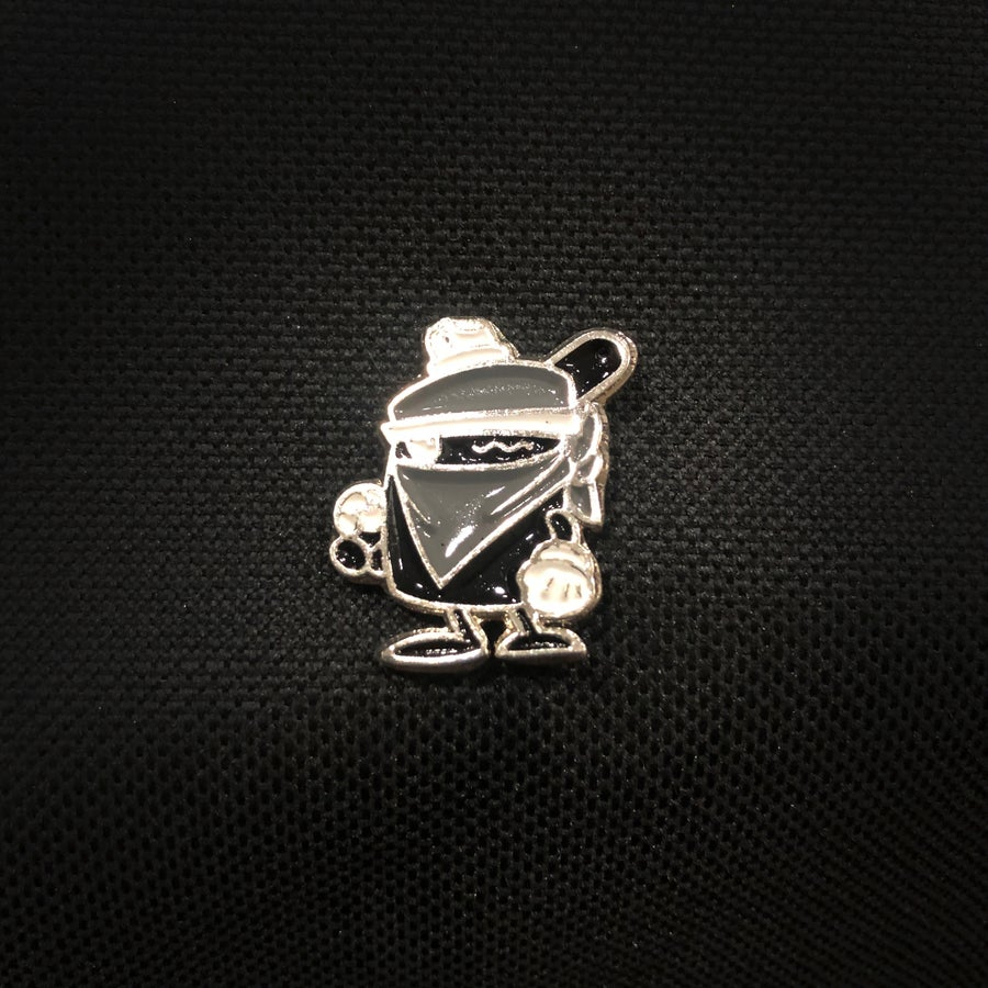 Image of VANDAL ENAMEL PIN