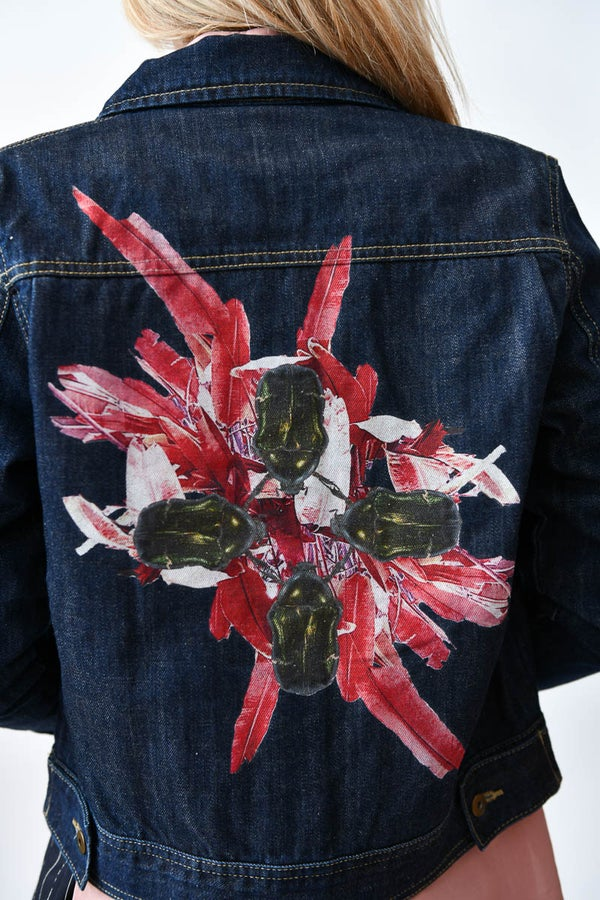 Image of Giubbotto jeans