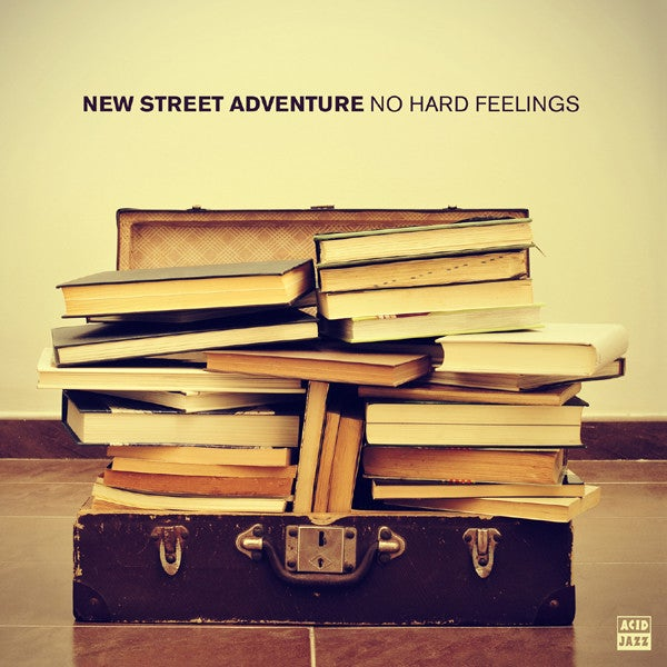 Image of New Street Adventure - No Hard Feelings (CD)