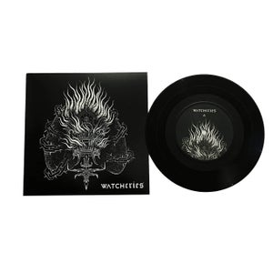 Image of Watchcries - Unearthed 7""