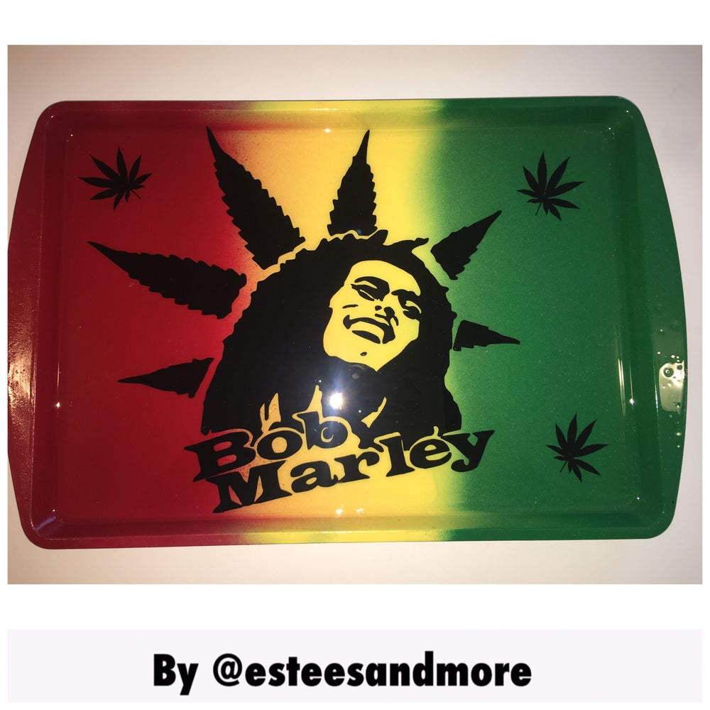 "Image of The ""Rolling"" Trays"