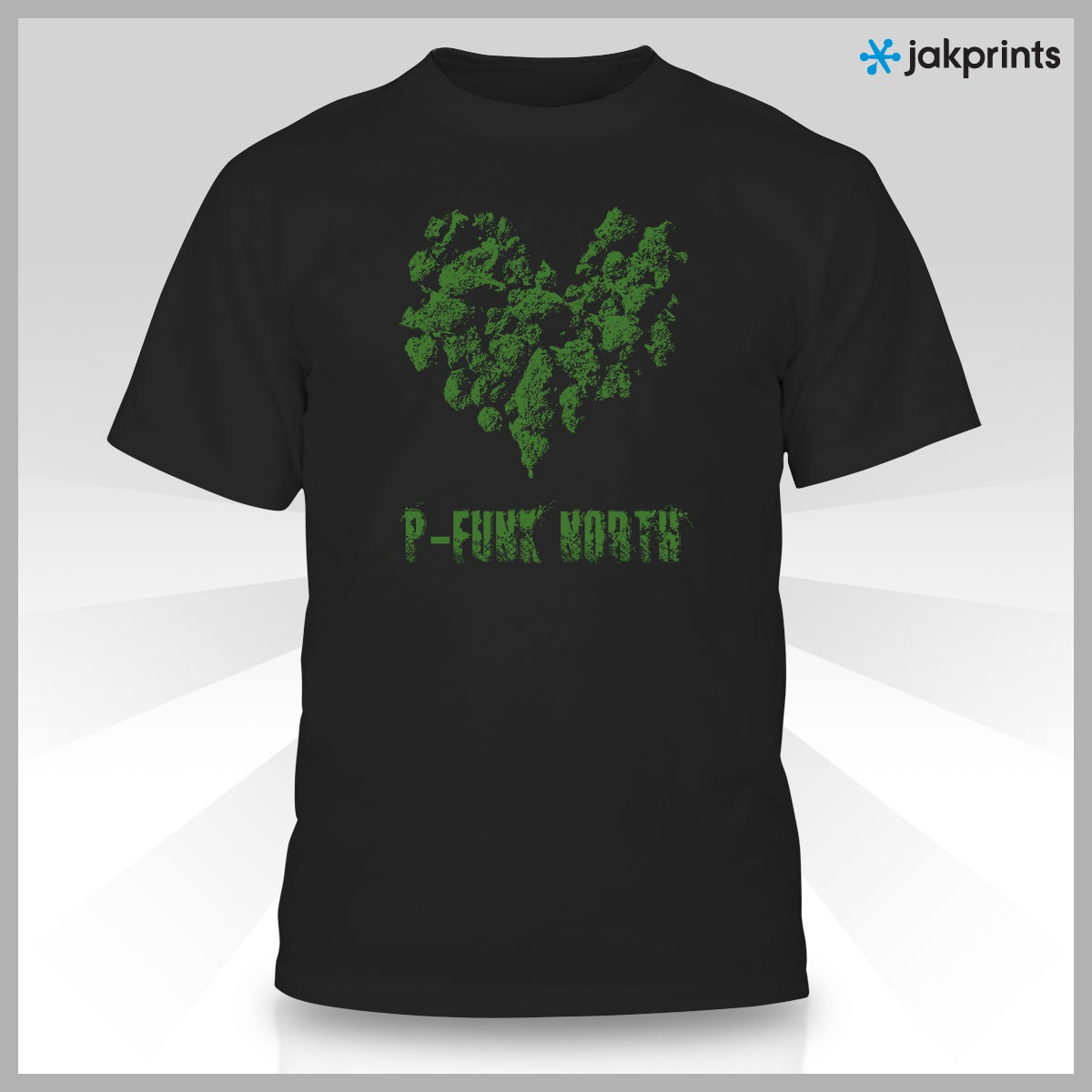 Image of P-Funk North Buds T-Shirt
