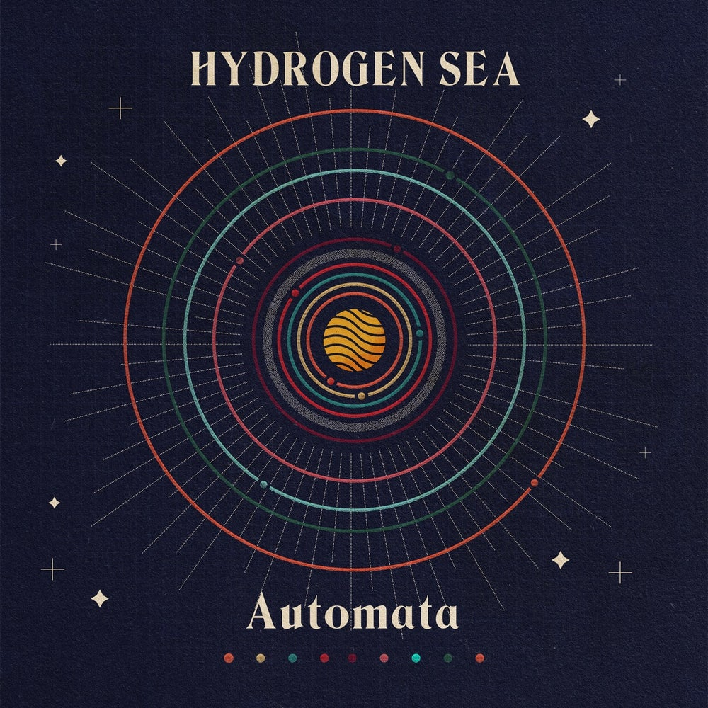 Image of HYDROGEN SEA - AUTOMATA (Limited LP)