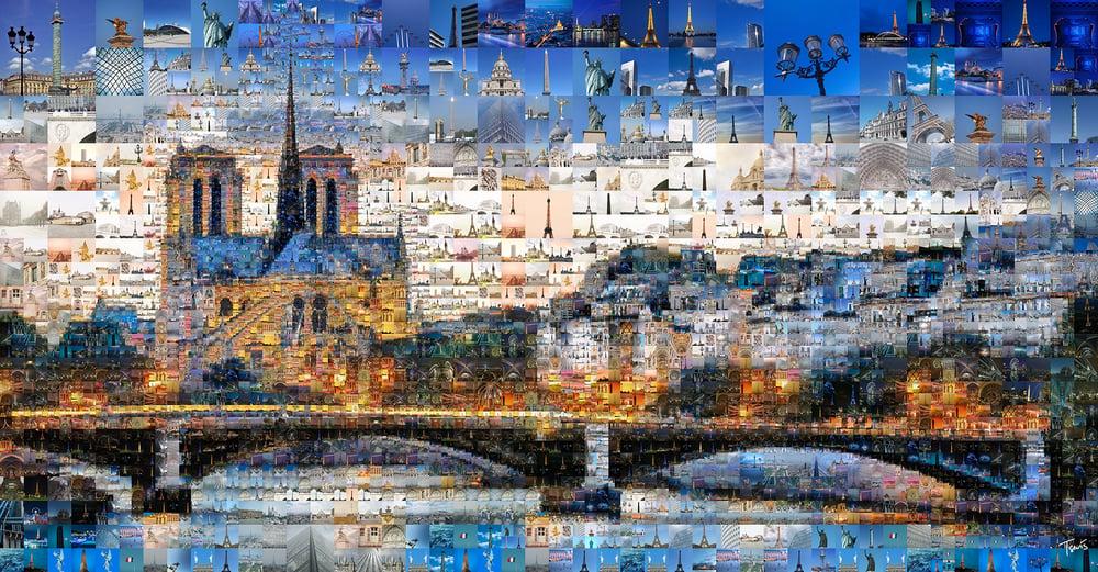 Image of Notre Dame de Paris