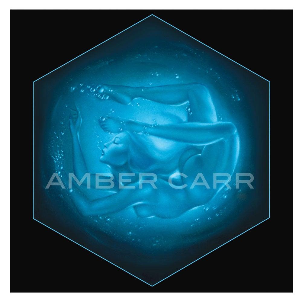 """Image of Aquarius 8"""" x 8"""" Poster print"""
