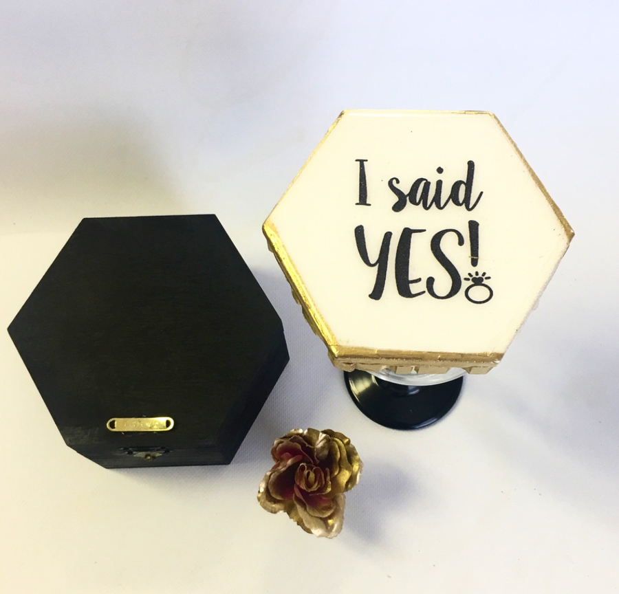 Image of I Said Yes