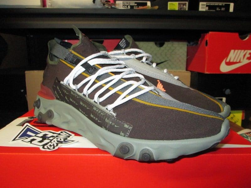 huge discount 853fd bf31a Nike ISPA React Low