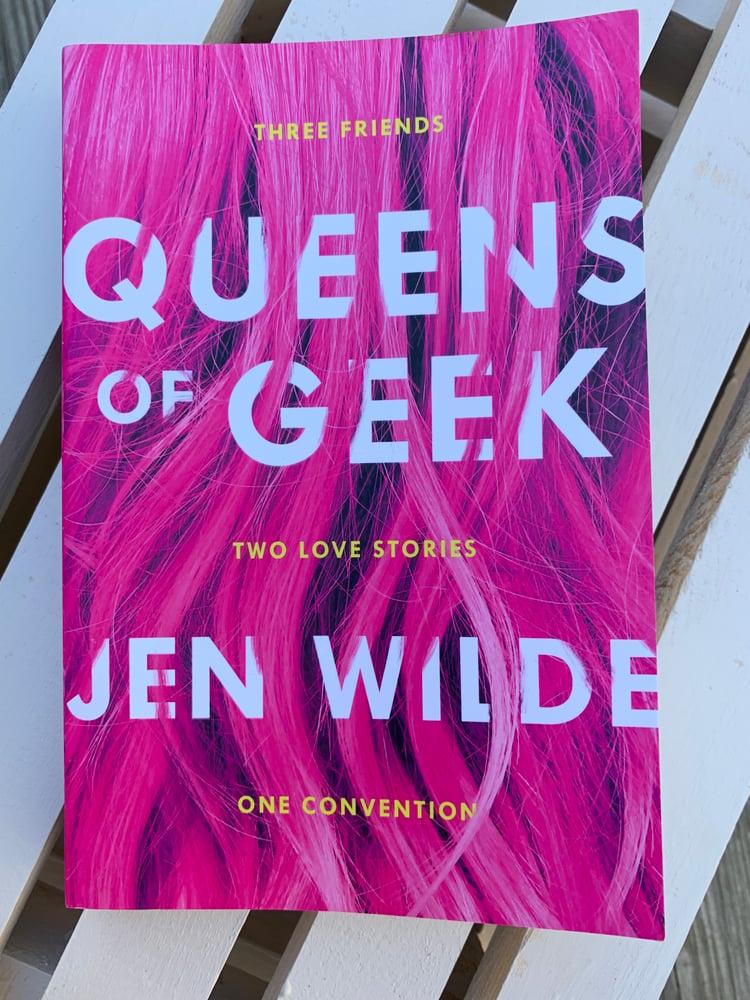 Image of Queens of Geek [Paperback]