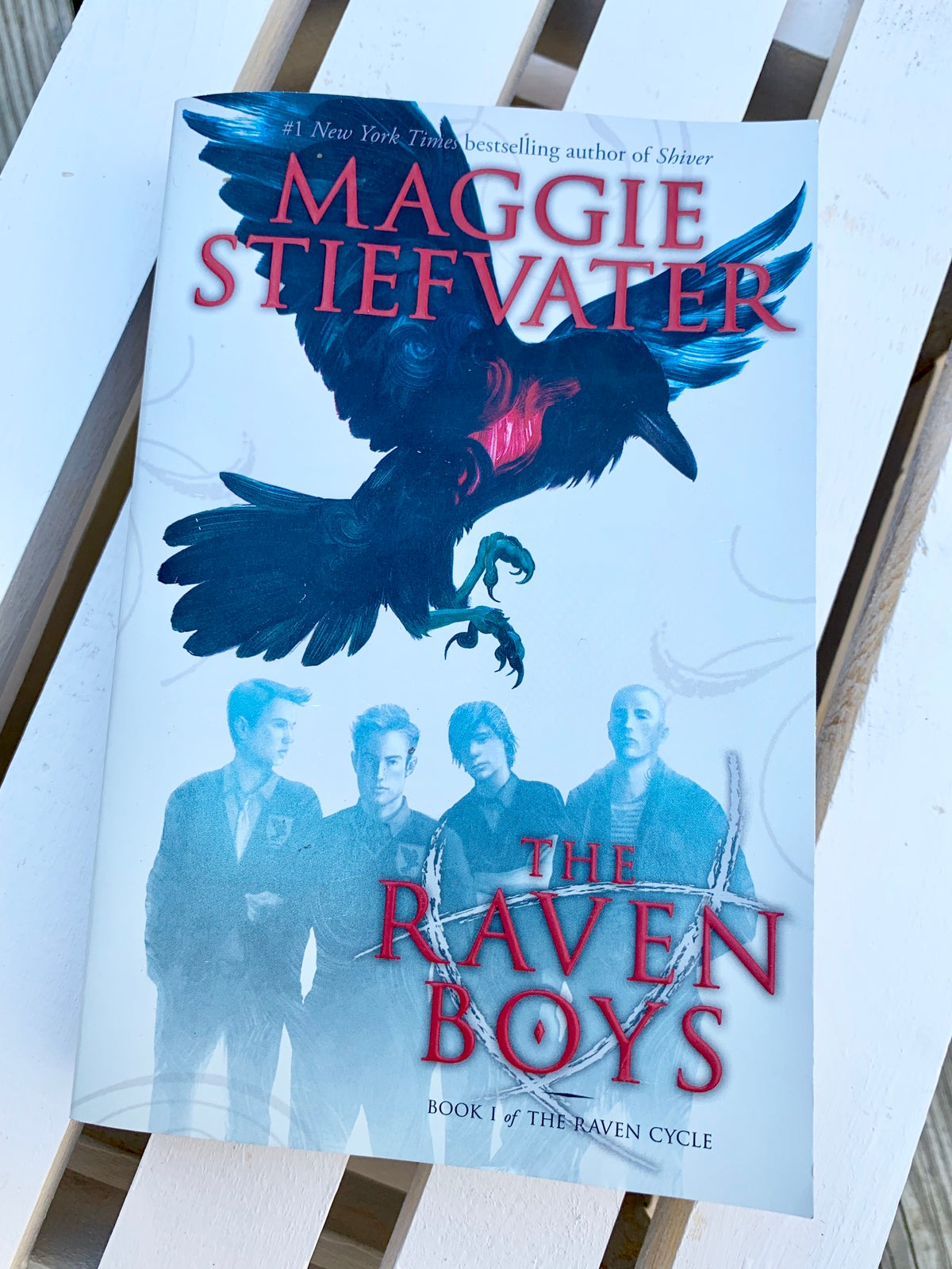 Image of The Raven Boys [Paperback]