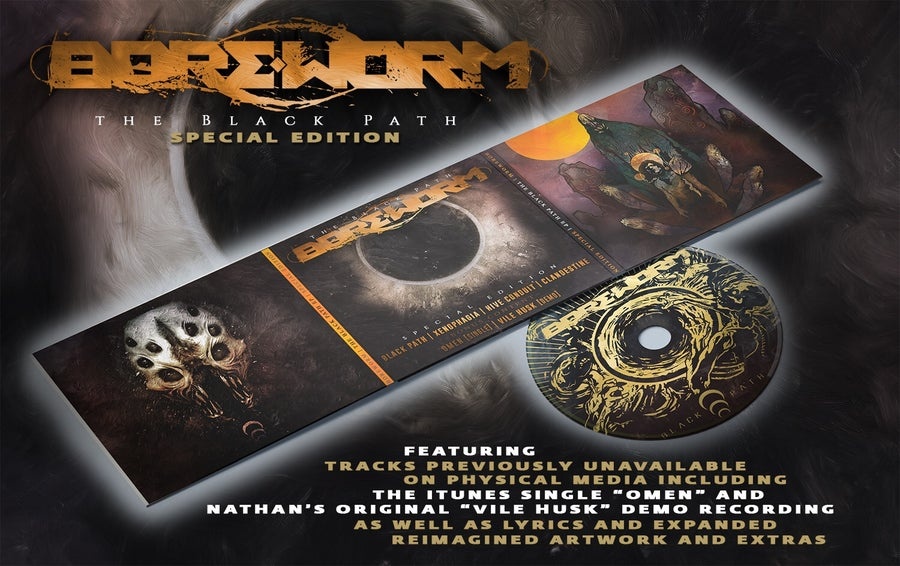 Image of BOREWORM | Black Path SPECIAL EDITION (limited)