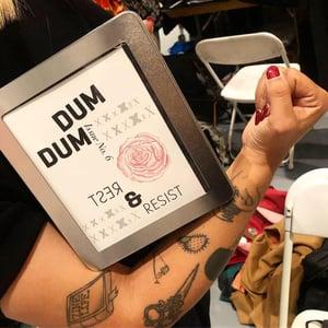 Image of DUM DUM Issue No. 6: REST & RESIST