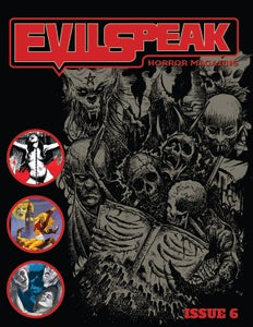 Image of Evilspeak Magazine - Volume #6 (trade paperback book)