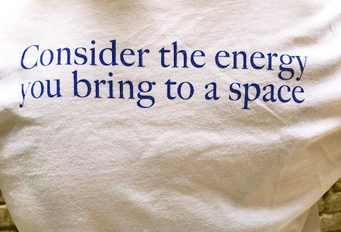 Image of Consider Your Energy Tee